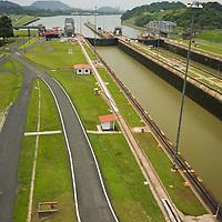 Panama Canal, Panama City, Central America