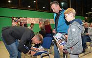 Ciclismo, Festa per Matteo Trentin con i l Fan Club Matteo Trentin, Borgo Valsugana 4 novembre 2017 © foto Daniele Mosna