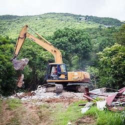 Bourne Field Demolition