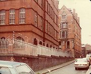 Old Dublin Amature Photos August 1983 WITH, Regans Pub, Behind Guinnesses, Canal, Four Seasons Pub, Bolton St, Henrietta Place, Dominic St, Tobacco Distributors Pearse St, James St, Grand Canal, Harolds St, Kevin st