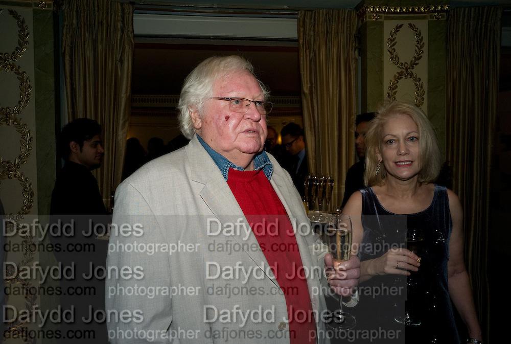 KEN RUSSELL, South Bank Show Awards, Dorchester Hotel, Park Lane. London. 20 January 2009 *** Local Caption *** -DO NOT ARCHIVE-© Copyright Photograph by Dafydd Jones. 248 Clapham Rd. London SW9 0PZ. Tel 0207 820 0771. www.dafjones.com.<br /> KEN RUSSELL, South Bank Show Awards, Dorchester Hotel, Park Lane. London. 20 January 2009