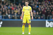 Chelsea defender Cesar Azpilicueta (28)  during the Premier League match between Crystal Palace and Chelsea at Selhurst Park, London, England on 30 December 2018.
