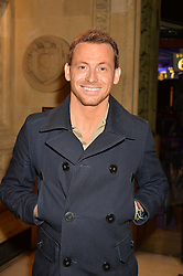 JOE SWASH at the opening night of Amaluna by Cirque Du Soleil at The Royal Albert Hall, London on 19th January 2016.