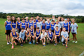 Wetsel Middle School Cross Country vs Greene, Page, and Luray