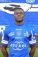 Driss DIAKITE - 09.10.2013 - Photo officielle Bastia 2013/2014 - Ligue 1<br /> Photo : Icon Sport