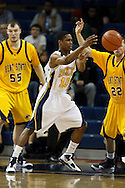 26 January 2010:  Toledo's Josh Freelove (10) during the NCAA basketball game between Kent State and the Toledo Rockets at Savage Arena in Toledo, OH.