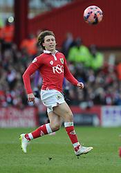 Bristol City's Luke Freeman  - Photo mandatory by-line: Joe Meredith/JMP - Mobile: 07966 386802 - 25/01/2015 - SPORT - Football - Bristol - Ashton Gate - Bristol City v West Ham United - FA Cup Fourth Round