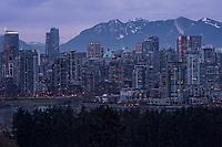 Sleepy Vancouver