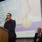 10.10. 2017.          <br /> Pictured at the Limerick Going for Gold 2017 finals in the Strand Hotel was Richard Lynch.<br /> <br /> <br /> Limerick Going for Gold, which is sponsored by the JP McManus Charitable Foundation, has a total prize pool of over €75,000.  It is organised by Limerick City and County Council and supported by Limerick's Live 95FM, The Limerick Leader and The Limerick Chronicle, The Limerick Post, Parkway Shopping Centre, I Love Limerick and Southern Marketing Media & Design. Picture: Alan Place