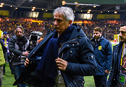 January 30, 2019 - Nantes, France - HALILHODZIC Vahid  (Credit Image: © Panoramic via ZUMA Press)