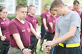 081815_Cadre and Band Train on UP