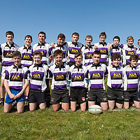 Kilrush U16 Rugby Team, Winners of the Frank Nolan trophy