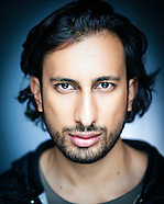 Actor Headshot Portraits Danny Sekhon