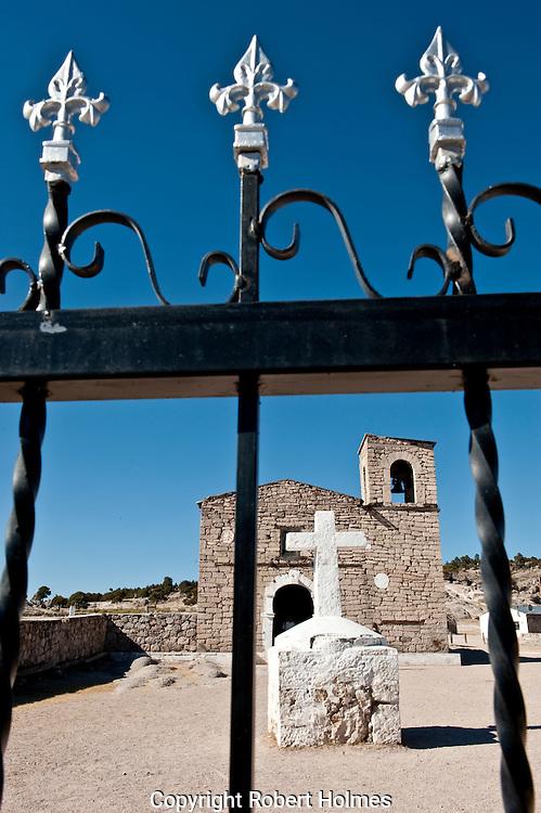 San Ignacio Mission, Arareco, Copper Canyon, Mexico