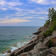 """Agawa Bay Rocky Shore""<br />