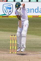 Durban. 040318. Aiden Markram of the Proteas during day 4 of the 1st Sunfoil Test match between South Africa and Australia at Sahara Stadium Kingsmead on March 04, 2018 in Durban, South Africa. Picture Leon Lestrade/African News Agency/ANA