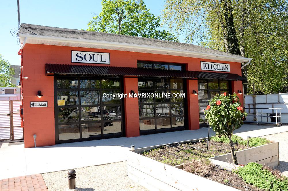 Jon Bon Jovi\'s Soul Kitchen in Red Bank. JBJ Soul Kitchen is a ...