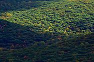 Bear Mountain, New York - Autumn views from Bear Mountain on Oct. 2, 2014.