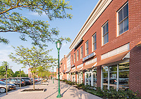 Exterior Image of Brookside Commons in Ownings Mills Maryland by Jeffrey Sauers of Commercial Photographics, Architectural Photo Artistry in Washington DC, Virginia to Florida and PA to New England