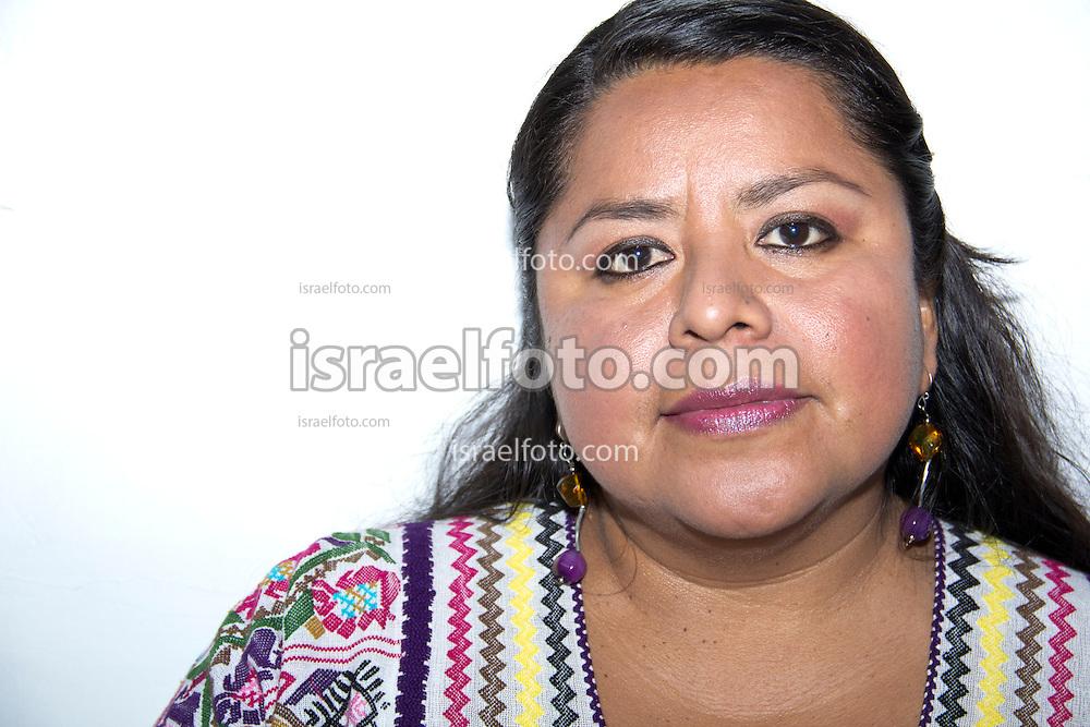 Martha Sánchez es una amuzga activista a favor de los derechos de la mujer, en especial de la mujer indígena. Es fundadora y miembro de distintas organizaciones nacionales e internacionales de defensa de los derechos de las mujeres indígenas.