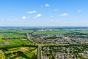 Nederland, Utrecht, Amersfoort, 29-05-2019; overzicht nieuwbouwwijk Nieuwland, Vinex-wijk.<br /> Overview new development district Nieuwland, Vinex district.<br /> luchtfoto (toeslag op standard tarieven);<br /> aerial photo (additional fee required);<br /> copyright foto/photo Siebe Swart