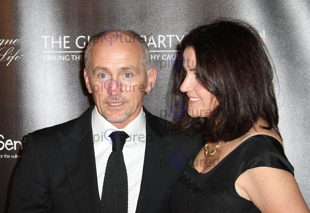 Barry McGuigan attends The Global Party Launch at the Natural History Museum, London, UK. 08 September 2011. Contact: Rich@Piqtured.com +44(0)7941 079620 Picture by Richard Goldschmidt