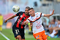 (OGC Nice) - (Montpellier HSC) au Stade du Ray a Nice.