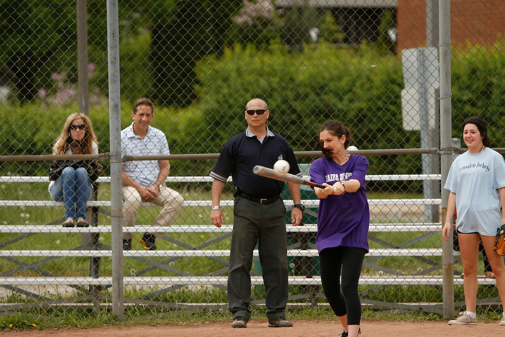 Federation CJA's FedNext campaign hosts the annual Batter Up Softball tournament at Pierre Elliott Trudeau Park in Cote Saint Luc on June 5th, 2011.