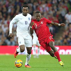 England v Peru   Friendly   30 May 2014