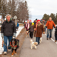 Castleton Pet Parade, December 10, 2016