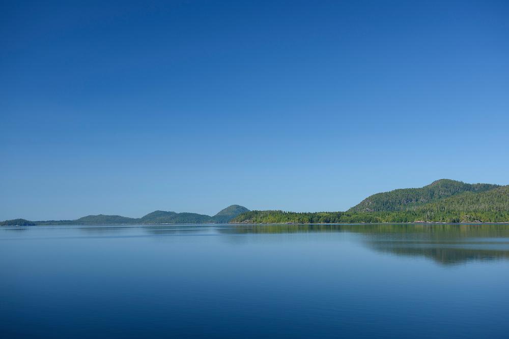 Canada, British Columbia Vancouver Island, Ucluelet, West Coast, Kennedy Lake