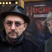 "Actor Richard Schiff, famous for his role as ""Toby"" on the West Wing, in Washington, DC, March 1, 2013. He is now starring in the play Hughie at the Shakespeare Theatre in D.C."