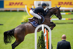 Tovek Evelina, SWE, Cortina 212<br /> CHIO Aachen 2019<br /> Weltfest des Pferdesports<br /> © Hippo Foto - Stefan Lafrentz<br /> Tovek Evelina, SWE, Cortina 212