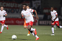 Abdou COULIBALY  - 06.03.2015 - Nancy / Laval - 27eme journee de Ligue 2 <br />