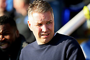Peterborough Manager Darren Ferguson before the EFL Sky Bet League 1 match between Peterborough United and Shrewsbury Town at London Road, Peterborough, England on 23 February 2019.