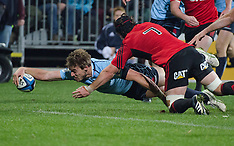 Christchurch-Super Rugby, Crusaders v Waratahs, May 31