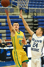 12/15/18 HS BB Doddridge vs Meadow Bridge