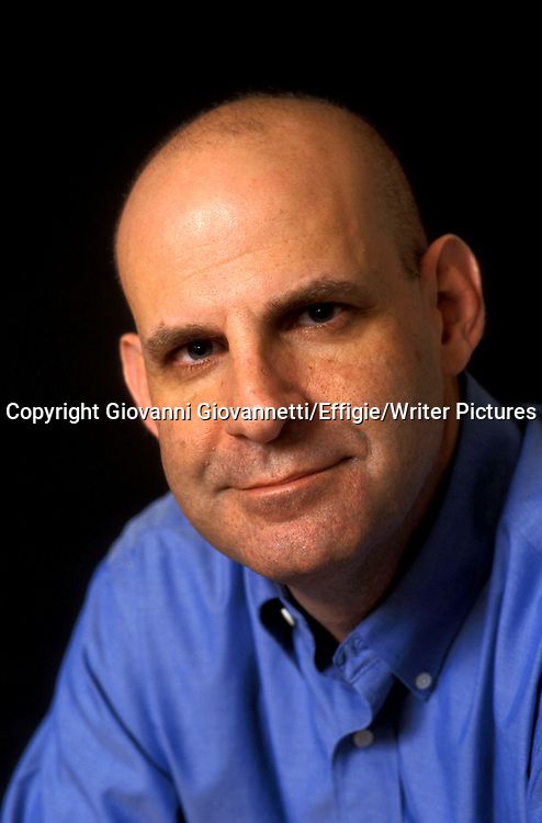Harlan Coben <br /> <br /> <br /> 14/06/2007<br /> Copyright Giovanni Giovannetti/Effigie/Writer Pictures<br /> NO ITALY, NO AGENCY SALES