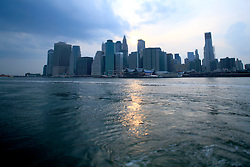 USA NEW YORK 04JUN10 -  Manhattan skyline, New York...jre/Photo by Jiri Rezac..© Jiri Rezac 2010