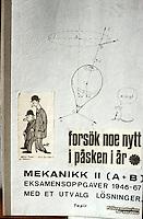 Student humor anno 1968