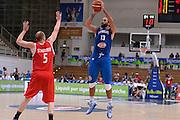 DESCRIZIONE : Trento Nazionale Italia Uomini Trentino Basket Cup Italia Austria Italy Austria<br /> GIOCATORE : Luigi Datome<br /> CATEGORIA : Italia Nazionale Uomini Italy<br /> GARA : Trento Nazionale Italia Uomini Trentino Basket Cup Italia Austria Italy Austria<br /> DATA : 31/07/2015 <br /> AUTORE : Agenzia Ciamillo-Castoria