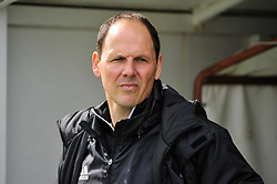 Ante Simundza head coach of ND Mura during football match between ND Mura and ND Ilirija 1911 in Round #18 of 2.SNL 2017/18 on March 11, 2018 in Mestni stadion Fazanerija , Murska Sobota , Slovenia. Photo by Mario Horvat / Sportida
