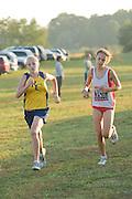 MCHS Girl's Cross Country.vs Manassas Park, Rappahannock, George Mason, Clarke.10/3/2007..