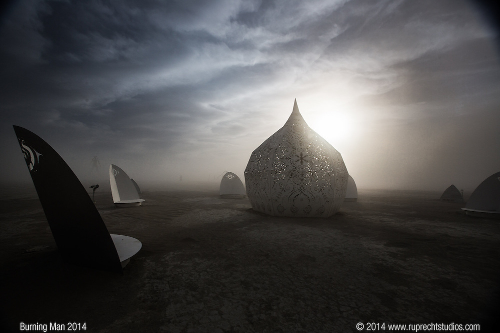 Burning Man 2014 Photograph by: Peter Ruprecht