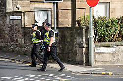 Pictured: <br /> <br /> Police in Edinburgh have launched a fresh appeal for information following an indecent assault over the weekend.<br /> <br /> A 19-year-old woman was attacked in Salisbury Place as she was walking home at around 2.50 a.m. on Sunday 2nd October.<br /> <br /> The victim fought the suspect off, who then made off towards Minto Street and inquiries to trace this male are continuing.<br /> <br /> He is described as white, early thirties, 6ft tall with a large build and dark hair. He was wearing a red kilt, calf-high boots and a dark hooded top with numbers on the front.<br /> <br /> Following information from the public, detectives have established that the male visited the Marchmont Takeaway on Marchmont Road sometime between 7 p.m. and 9 p.m. on Saturday 1st October and anyone else who believes they may have information that can help identify him is urged to come forward.<br /> <br /> It has also been confirmed that the male walked from the city centre southwards along Newington Road, towards Salisbury Place.<br /> <br /> Detective Inspector Donnie MacLeod from the Public Protection Unit at Fettes said: &ldquo;Since the attack took place we have been conducting various inquiries in and around Salisbury Place to trace witnesses and establish the movements of the suspect before and after the incident.<br /> <br /> &ldquo;We are now satisfied that he was within the Marchmont area on Saturday evening before carrying out the attack, during which time he walked towards Salisbury Place from the direction of the city centre. <br /> <br /> &ldquo;I would ask anyone who believes they may have seen this individual on Saturday night, or the early hours of Sunday morning, or who knows where we can find him should contact police immediately.<br /> <br /> &ldquo;In addition, anyone with any further information relevant to this investigation is also asked to get in touch.&rdquo;<br /> <br /> Police have also increased patrols within the area and will have a high