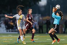 Women's Soccer NWC Title vs UPS