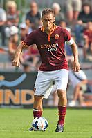 Francesco Totti<br /> Riscone (Brunico) 17.7.2013 <br /> Football Calcio 2013/2014 Serie A<br /> Ritiro precampionato AS Roma <br /> As Roma vs Rappresentativa Locale<br /> Foto Gino Mancini / Insidefoto