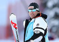 Ski Alpin; Saison 2006/2007  Riesenslalom Herren DSV Alpinchef Wolfgang Maier