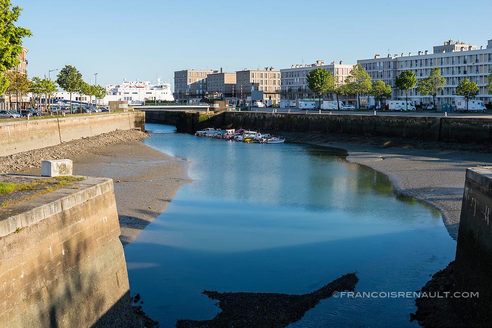 Le Havre. Le Bassin du Roi.