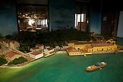 Sao Francisco do Sul_SC, Brasil.<br /> <br /> Museu Nacional do Mar em Sao Francisco do Sul, Santa Catarina. Na foto maquete e de obras expostas no museu.<br /> <br /> The Museu Nacional do Mar (National Sea Museum) in Sao Francisco do Sul, Santa Catarina. In this photo model in the museum.<br /> <br /> Foto: LUIZ FELIPE FERNANDES / NITRO